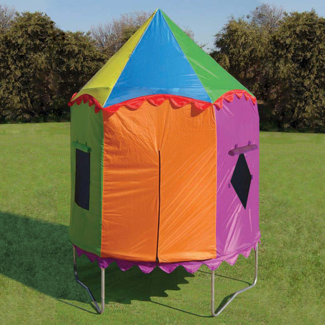 Circus Tr&oline Tent & Trampoline Accessories | Jumpy Joey Trampoline Co.