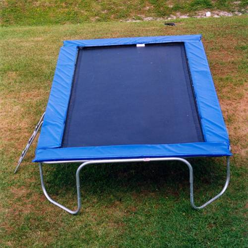 Texas Star 17 X 10 Rectangle Trampoline