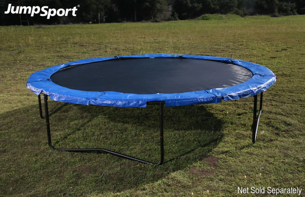 Jumpsport 14 Stagedbounce Trampoline With Enclosure